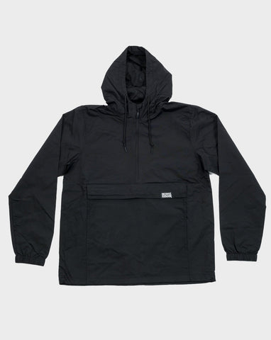 Flex Fleece Zip Hoodie Black Print