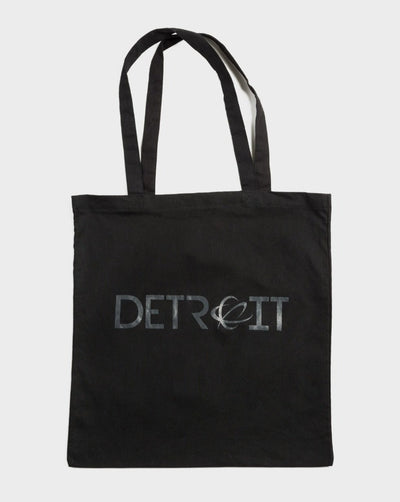 Global DET Tote Bag, Tote Bag, Movement - DETROIT HUSTLES HARDER®