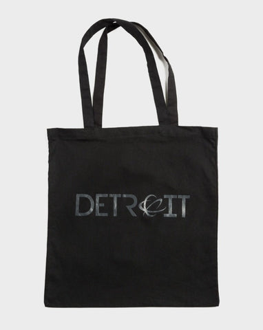 DETROIT HUSTLES HARDER® Canvas Tote Bag