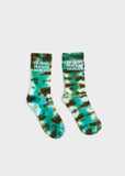 DETROIT HUSTLES HARDER® Tie-Dye Socks, Socks, DETROIT HUSTLES HARDER® - DETROIT HUSTLES HARDER®