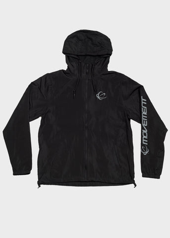 Movement Logo Water Resistant Coaches Jacket