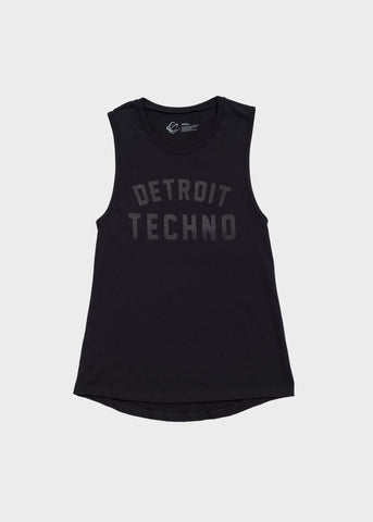 Detroit Techno Short Sleeve T-Shirt