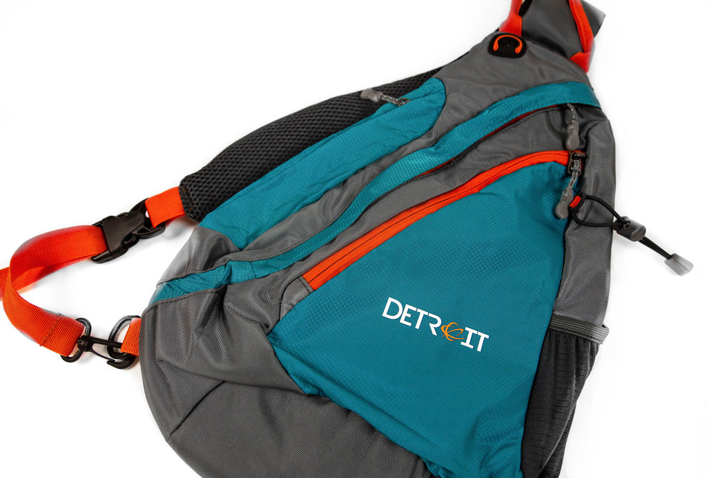 Movement Detroit Sling Bag, Backpack, Movement - DETROIT HUSTLES HARDER®