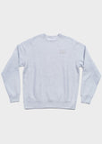 Tonal Embroidered Heavyweight Crewneck Sweatshirt