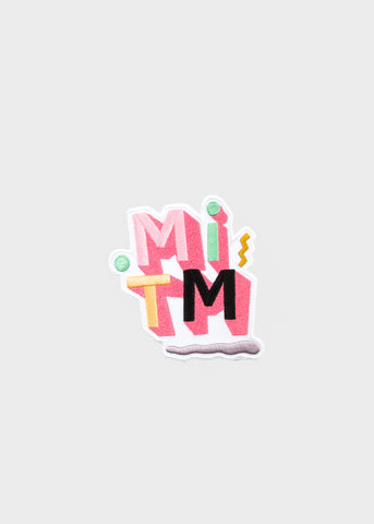 MITM Fridge Poster Magnet