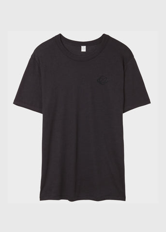 Orbit Logo Embroidered Short Sleeve T-Shirt
