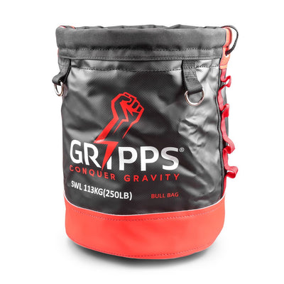 Gripps Bull Bag With Dual-Action Carabiner - 113kg