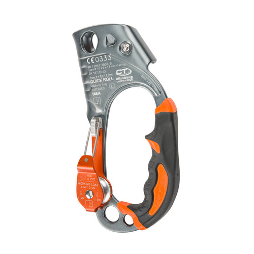 CT Quick Roll Ascender with Pulley - Urban Abseiler