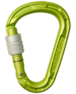 Edelrid HMS Strike Carabiner - Screw Lock
