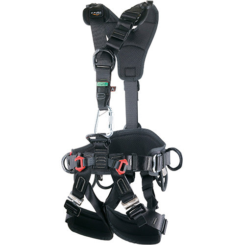 CAMP - GT ANSI BLACK Full Body Harness