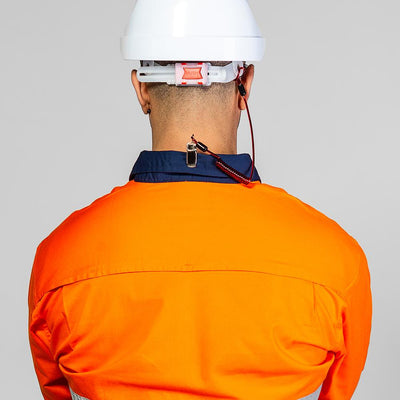 GRIPPS Coil Hard Hat Tether