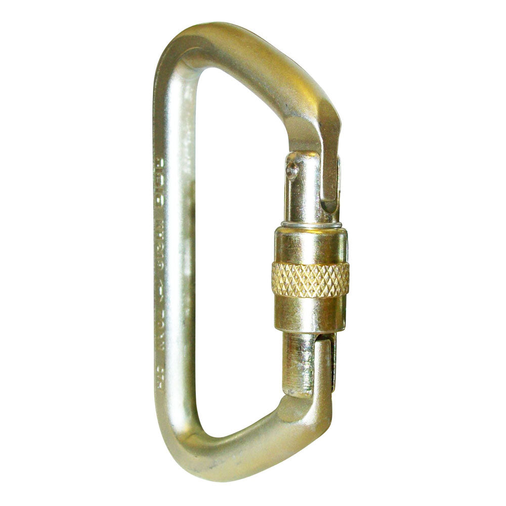 ISC Small Iron Wizard Carabiner - Screw-Gate - Urban Abseiler