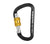 Singing Rock MINI D screw gate accessory mini carabiner. - Urban Abseiler