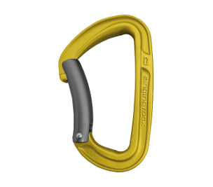 Singing Rock COLT bent carabiner - Urban Abseiler
