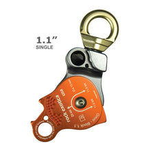 Load image into Gallery viewer, ROCK EXOTICA Omni Block Swivel Pulleys - Urban Abseiler