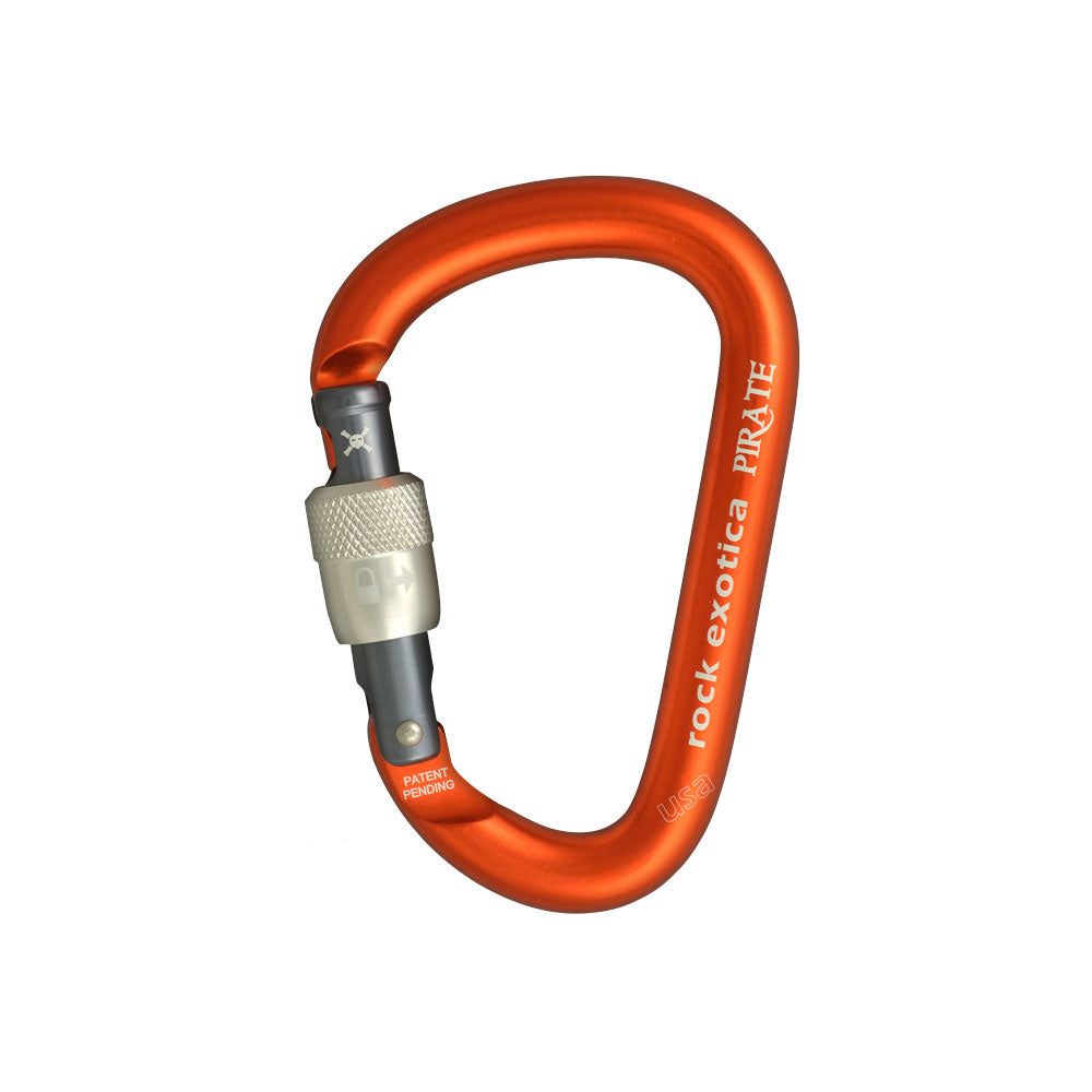 ROCK EXOTICA Pirate Carabiner - Urban Abseiler