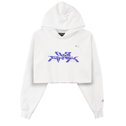 CLUB FANTASY NEO GIRL CROPPED HOODIE