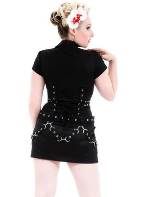 Black Saka Dress