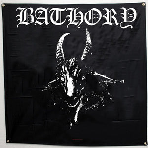 Bathory Goat Flag