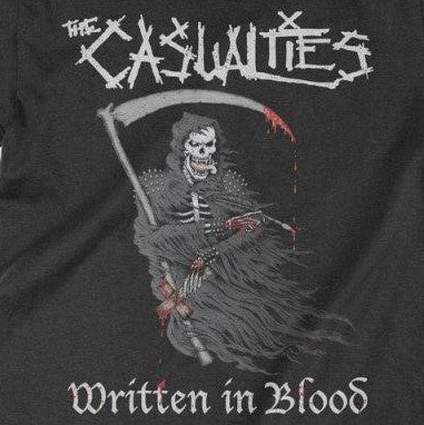 Casualties Written in Blood