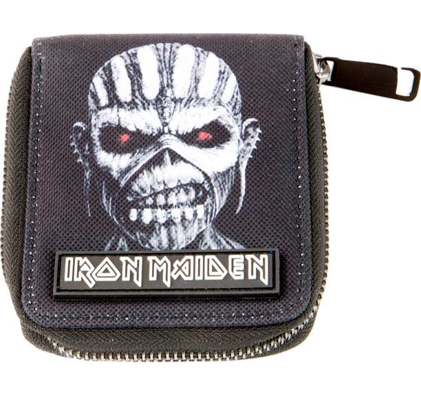Iron Maiden Book of Souls Bifold Zip Wallet