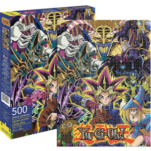Yu-Gi-Oh Puzzle