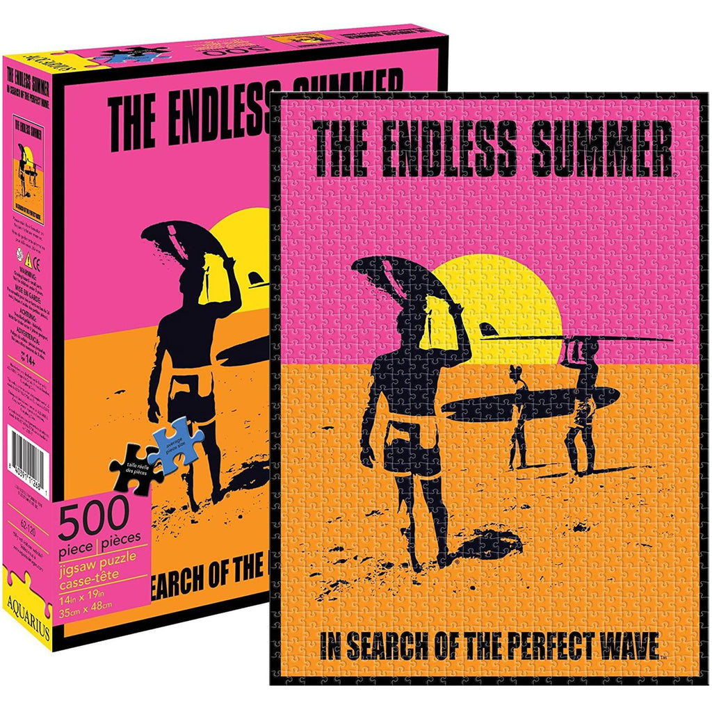 Endless Summer Puzzle