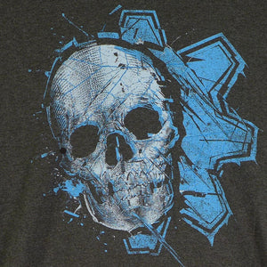 Gears of War Blue Ice Logo