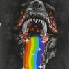 T-Rex Rainbow Tongue
