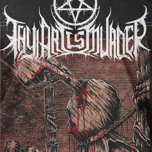 Thy Art is Murder Death Pile