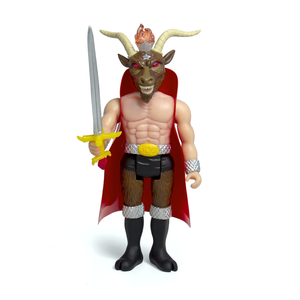 Slayer Minotaur ReAction Figure