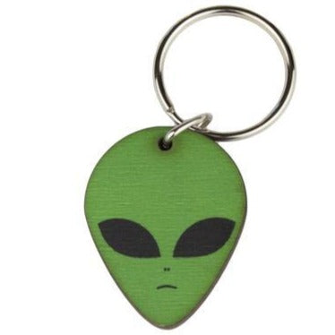 Alien Key Chain