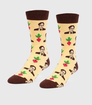 Schrute Farms (the Office) Socks