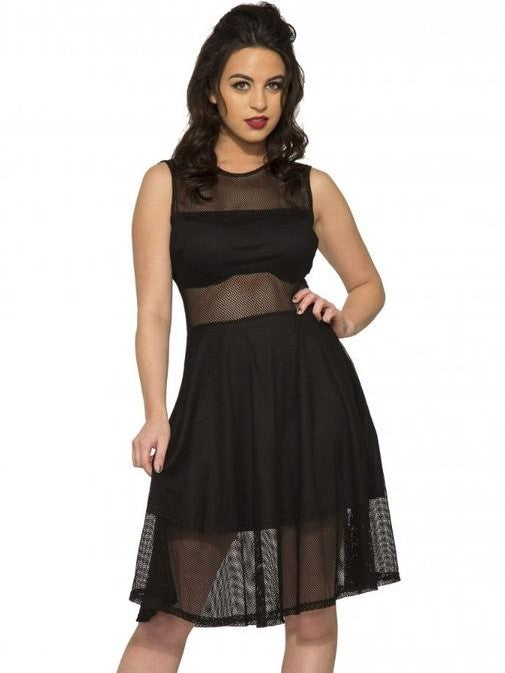 Indecent Dress Black