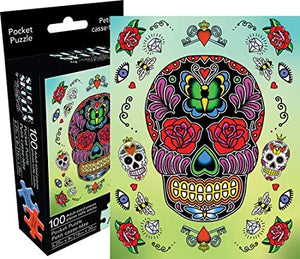 Sugar Skulls Pocket Puzzle