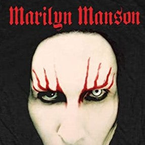 Marilyn Manson Red Lips