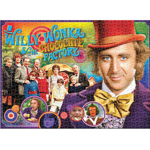 Willy Wonka Puzzle
