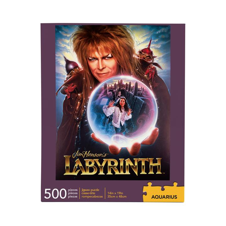 Labyrinth One Sheet Puzzle