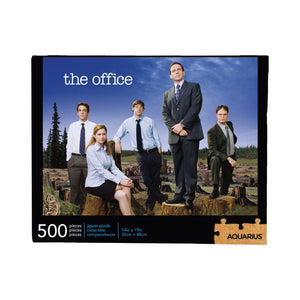 The Office Forest Puzzle