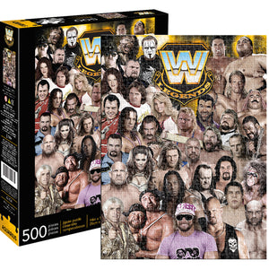 WWE Legends Puzzle