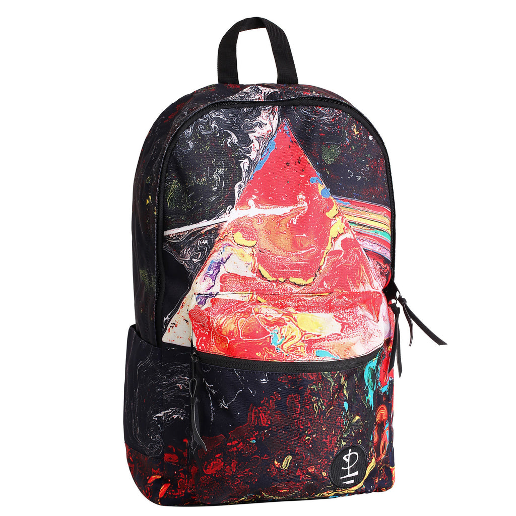 Pink Floyd Prism Watercolor Back Pack