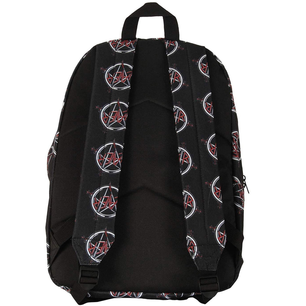 Slayer Sword Logo Allover Back Pack