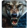 Big Bad Wolf Queen Blanket