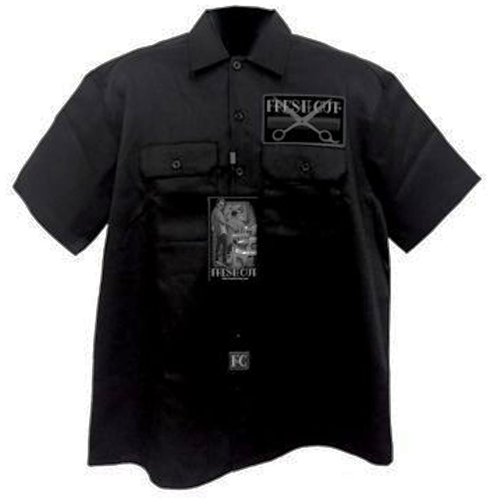 Fresh Cut Money Bag Work Shirt