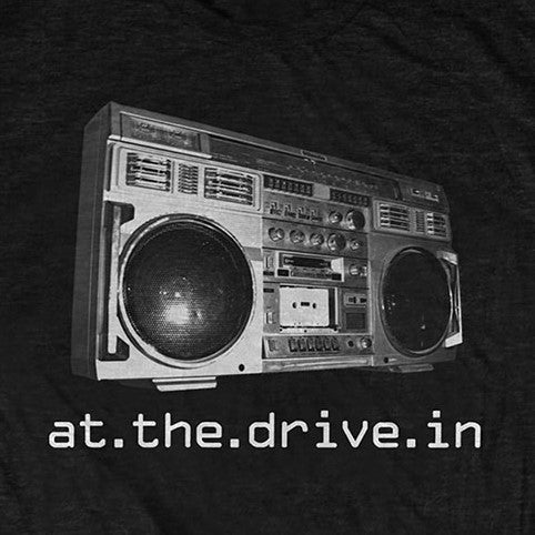At the Drive In Boom Box