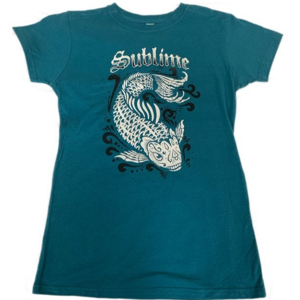 Sublime Koi Juniors Tee