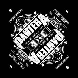 Pantera Stronger Than All Bandana