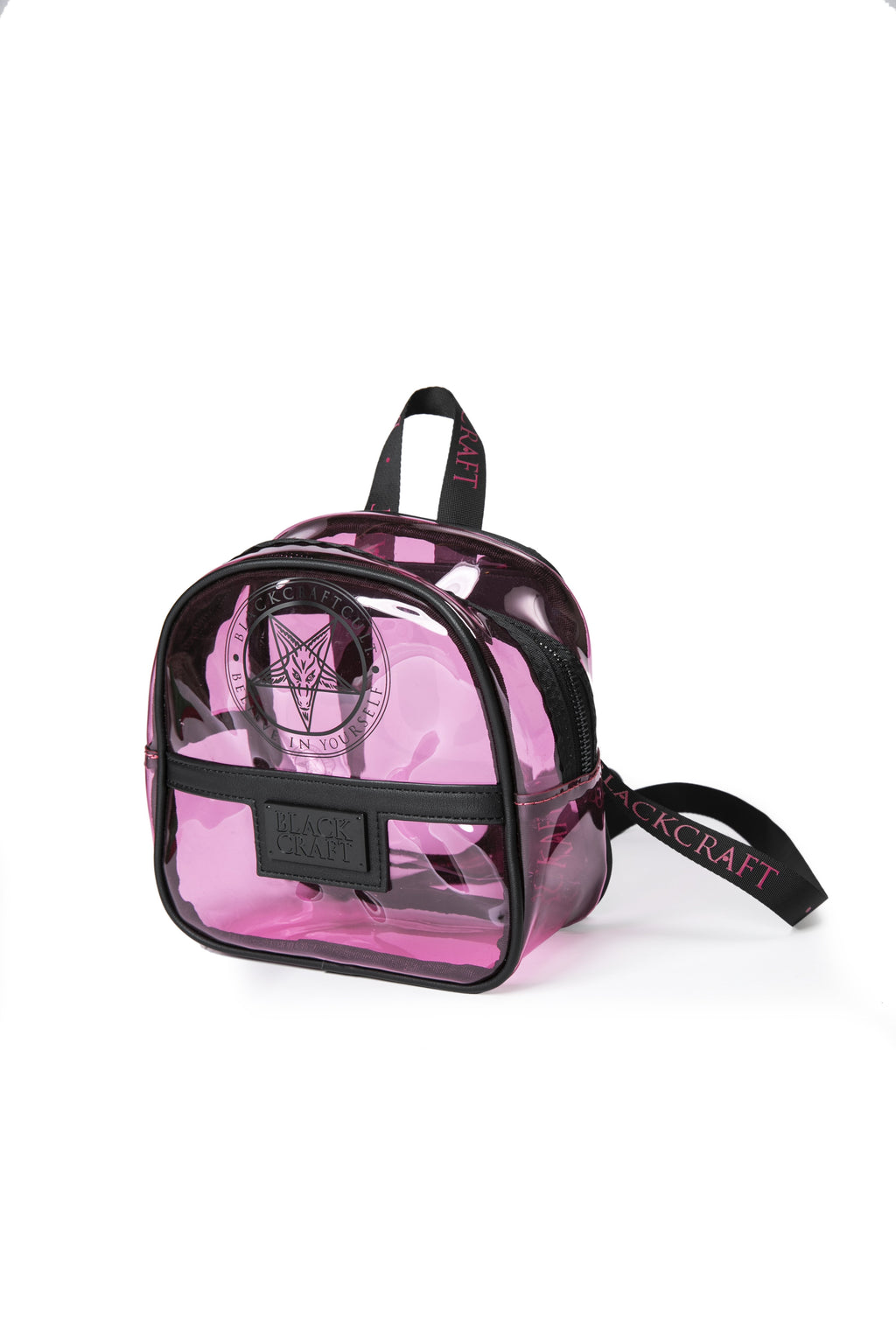 Mini Festival Pink Backpack