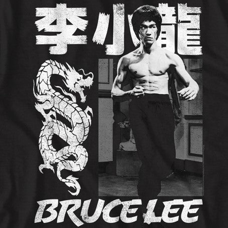 Bruce Lee Chinese Name