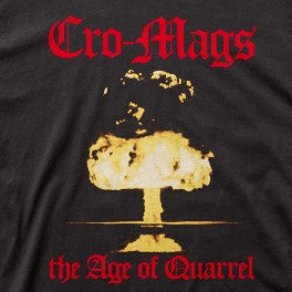 Cro-mags Age of Quarrel
